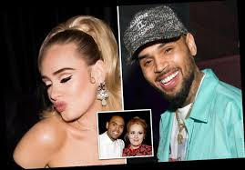 Are Adele and Chris Brown dating? - Celebrity Cover News