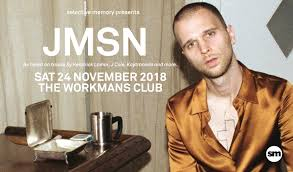 Tickets for JMSN in Dublin from Ticketbooth Europe
