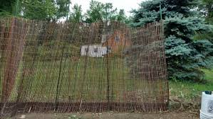 Willow Fencing Orders 99 Ship Free Gardener S Supply