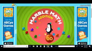 amazing marble math addition games