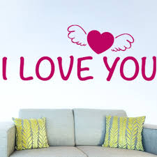 Style And Apply I Love You Wall Decal Wayfair