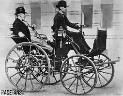 "Gottlieb Daimler and his ""Motor Carriage"" · RaceFans"