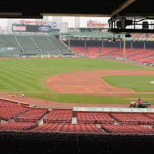 Fenway Park The Shallow And Short Of One Of Mlb S Tiniest Fields Curbed Boston