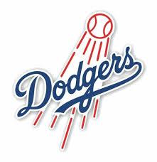 Los Angeles Dodgers 8 X 8 Die Cut Auto Decal La Mlb Car Sticker Emblem Cdg For Sale Online Ebay