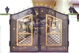 Modern Gate Design House Ideas Architectures For Photos Home Latest Steel Main Iron Front Simple Stainless Pictures Plans Room Images Catalogue Stunning Gates Gallery And Models Photo Entrance Sliding Exterior Top Designs