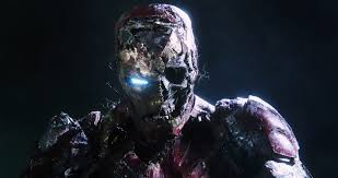 zombie iron man in spiderman far from
