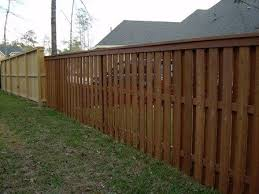 Custom Made Wood Fence Designs From Privacy To Straight Picket Fence Shadow Box Fence Fence Design Wood Fence