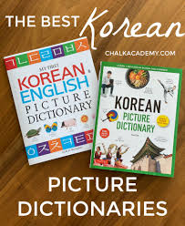 Best Korean Picture Dictionary for Kids ...