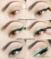 15 cat eye makeup tutorials for glowing