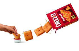 pizza hut stuffed cheez it pizza review