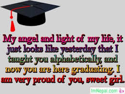 thank god for my graduation day