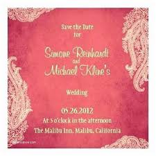hindu wedding invitation templates free