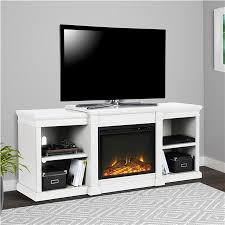 manchester electric fireplace tv stand