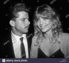 Maxwell Caulfield Michelle Pfeiffer 1982 Photo By Adam Scull ...