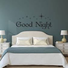 Good Night Wall Decal Style And Apply