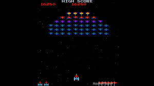 galaxian 1979 namco mame retro arcade