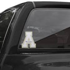 Appalachian State Mountaineers Large Perforated Window Decal Auburn Tigers Dallas Cowboys Kansas State Wildcats