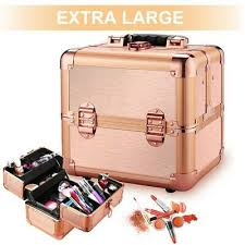 case vanity beauty box cosmetic storage
