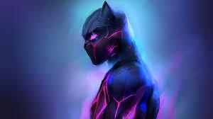 artwork black panther