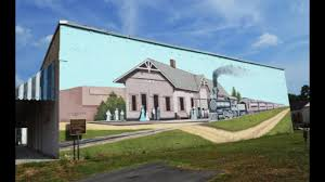 Cook's Station & Town of Iva - YouTube