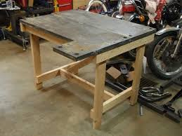 welding table 95 done yamaha xs400 forum