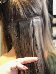 various types of hair extension which