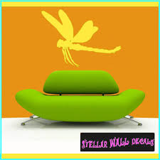 Dragonfly Bug Bugs Insect Vinyl Wall Decal Wall Mural Car Sticker Bugsst016 Swd