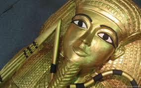 Ancient Egyptian Queen Nefertiti Desktop Background