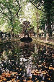 luxembourg gardens and the medici