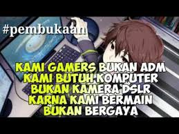 kata kata quotes gamer fire