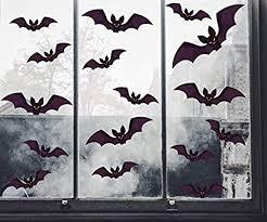 Halloween Eve Decor Home Window Decoration Set Boolavard Diy Halloween Party Supplies Pvc 3d Decorative Scary