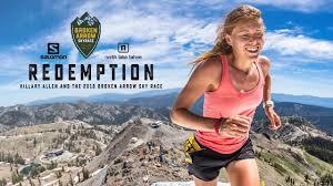 REDEMPTION - Hillary Allen at the 2018 Broken Arrow Sky Race - YouTube