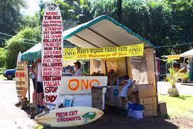 Hana, Maui Food Trucks and Farm Stands ...