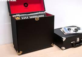vinyl record storage case grabone nz