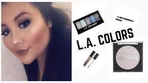 l a colors makeup tutorial saubhaya