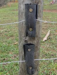 diy electric fence insulators tipsy