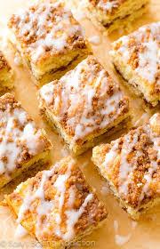 old fashioned sour cream crumb cake