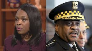 Lightfoot Keeps Police and Schools Chiefs, Makes Additional ...