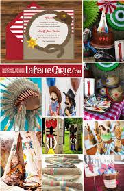 Invitaciones Infantiles E Ideas Para Celebrar Una Fiesta De Indios