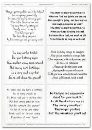 240 short funny birthday poems 2019