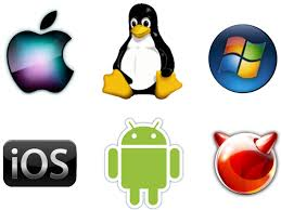 Political parties and their operating system equivalents