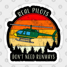 don t need runways helicopter pilot