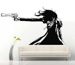 Wall Vinyl Sticker Decal Anime Manga Alucard Hellsing Vampire Vy418 751778745333 Ebay