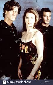 PREY, Vincent Ventresca, Debra Messing, Adam Storke, 1998, (c)Warner Stock  Photo - Alamy