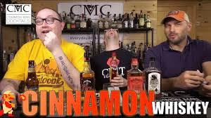 cinnamon whiskey blind tasting