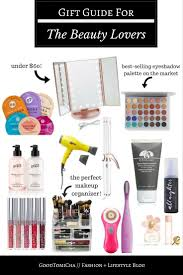 holiday gift ideas for makeup