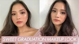 request easy graduation makeup
