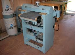 homemade 18 drum sander by