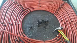 solar hot water heater pool panel