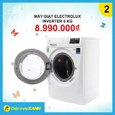 🌀Máy giặt Electrolux Inverter 8 kg... - Điện máy XANH ...